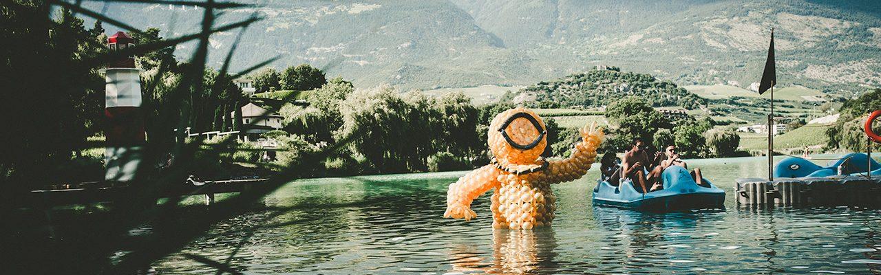 Activités - Lac de Géronde
